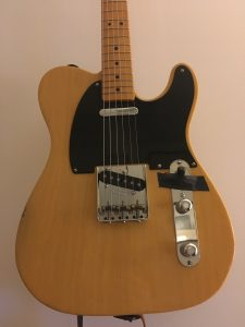 2002 American Telecaster