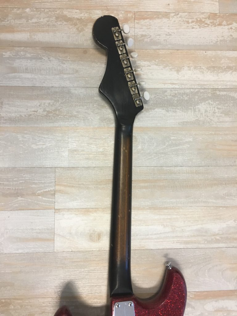 Vintage Japanese Guitar Norma