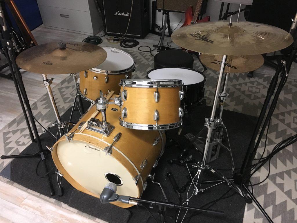 Vintage Slingerland Drums in Rock Hill, SC