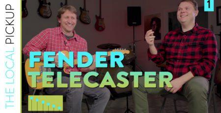 The Local Pickup Episode 1 Thumbnail Fender Telecaster