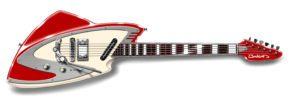 eastwood backlund guitar