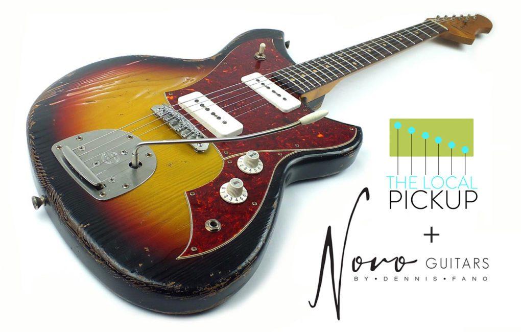 Novo Serus J Guitar