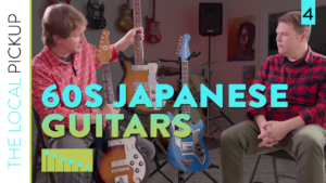 The Local Pickup Episode 4 Thumbnail Japanese Guitars