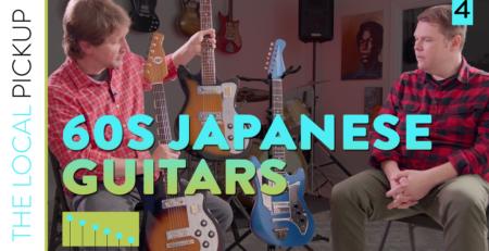 The Local Pickup Episode 4 Thumbnail Japanese Guitars
