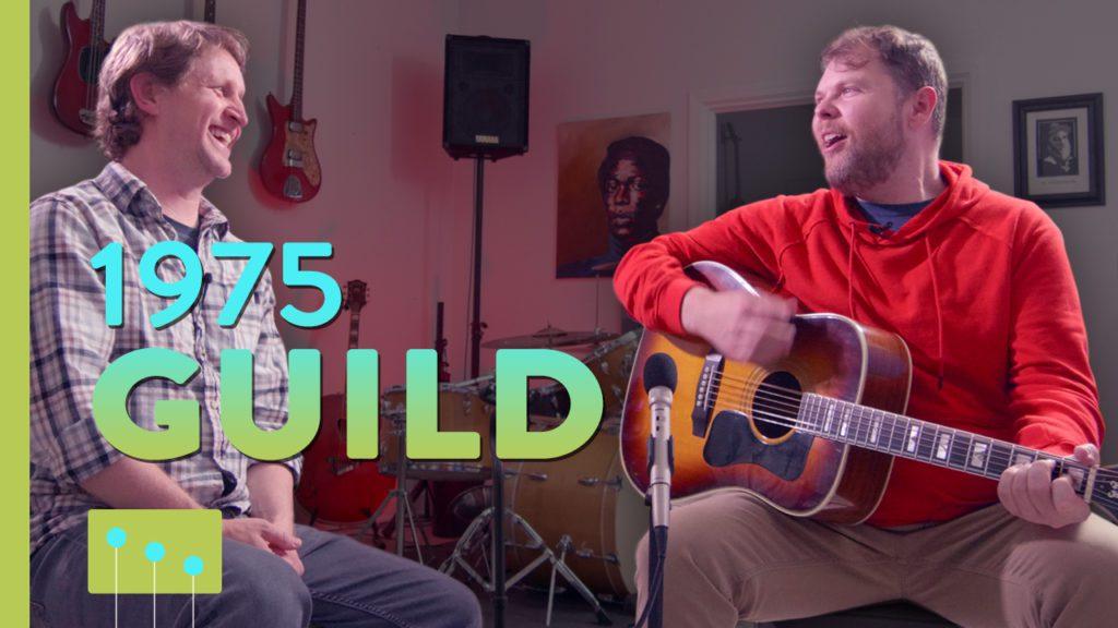 1975 Guild acoustic guitar episode thumbnail