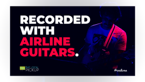 Recorded with Airline Guitars Mike Gentry