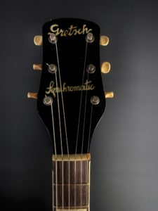 1952 Gretsch Synchromatic Archtop Vintage Guitar 04