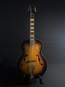 1952 Gretsch Synchromatic Archtop Vintage Guitar 09