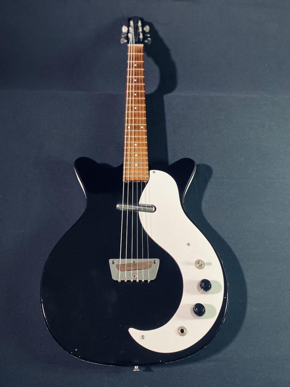 1959 Danelectro Shorthorn Vintage Guitar 04