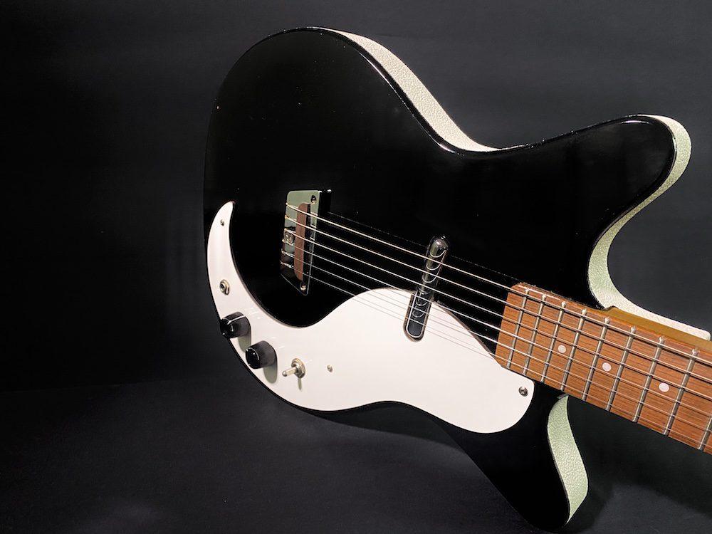 1959 Danelectro Shorthorn Vintage Guitar 05