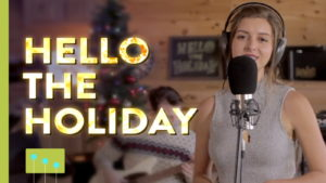 hello the holiday original holiday song