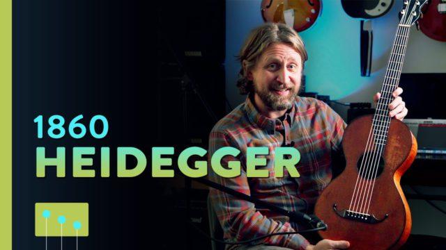 1860 Heidegger guitar