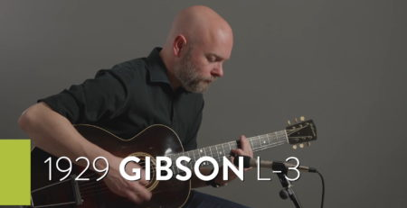 1929 Gibson L-3