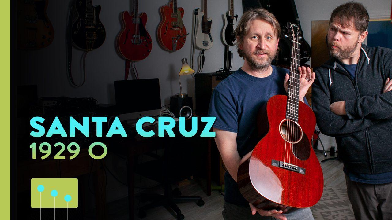 Santa Cruz 1929 O