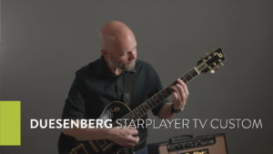 2012 Duesenberg Starplayer TV Custom