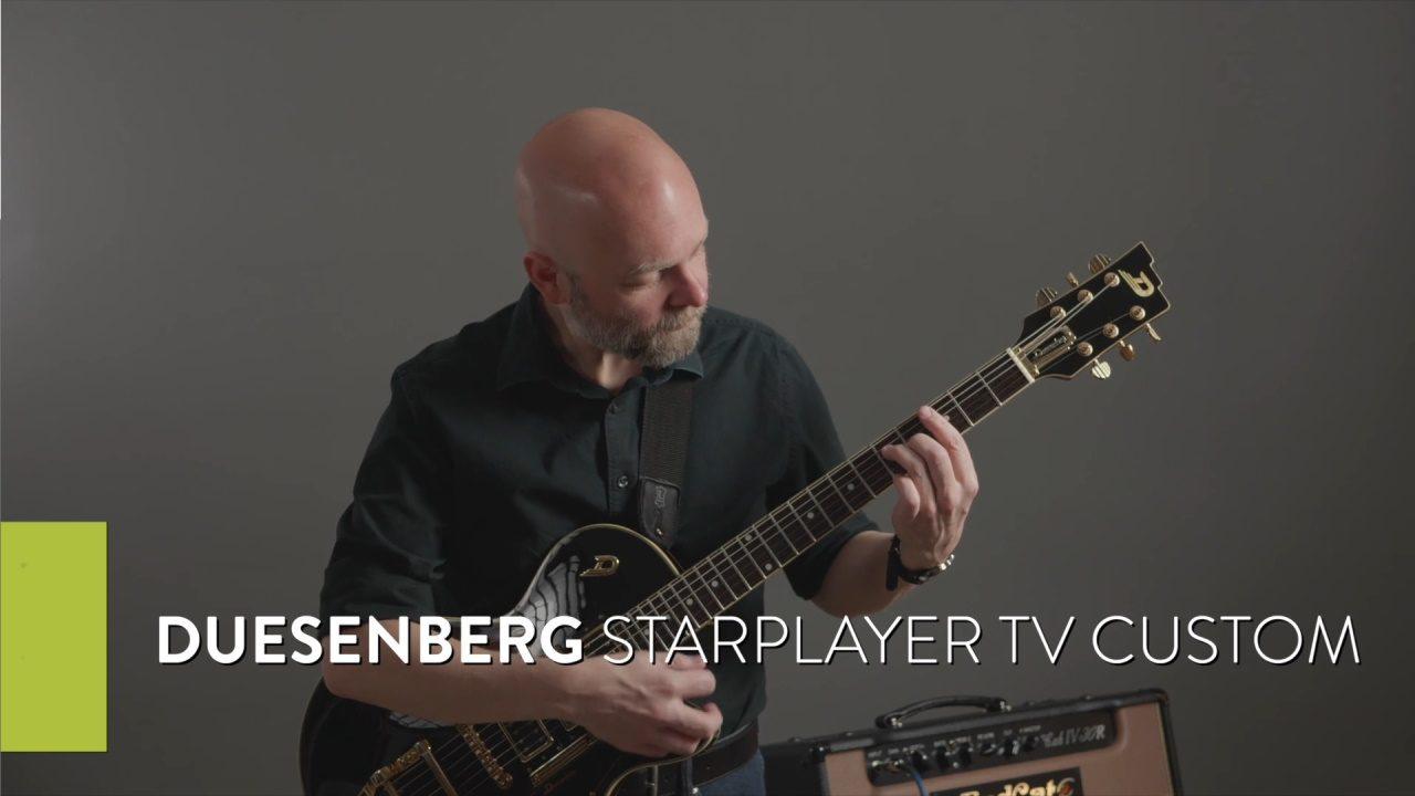2012 Duesenberg Starplayer TV Custom