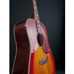 Gibson Hummingbird Red_10