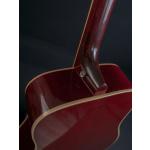 Gibson Hummingbird Red_14