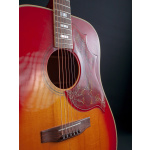 Gibson Hummingbird Red_2