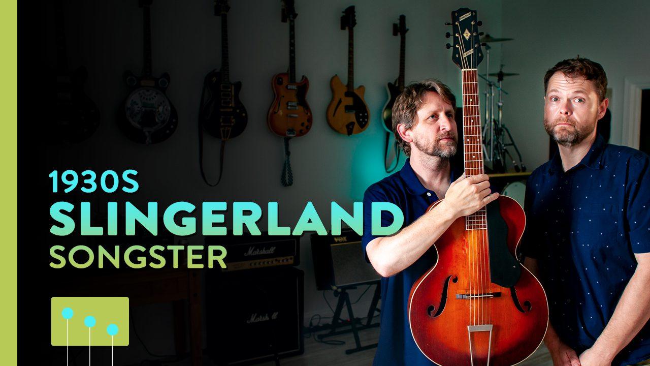 1930s Slingerland Songster